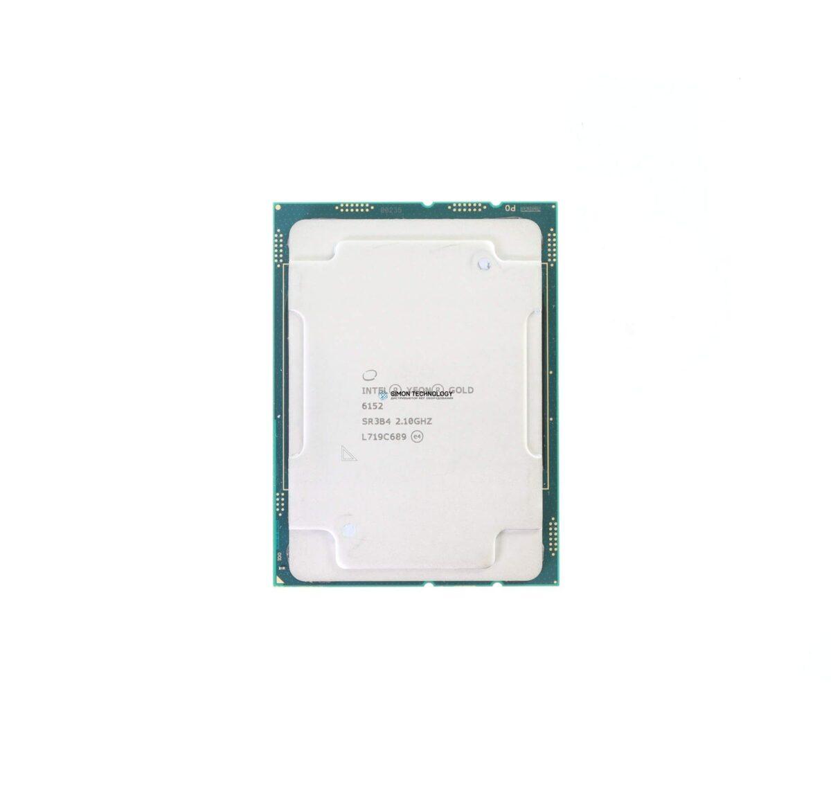 Процессор Intel Xeon Gold 6152 22C 2.1GHz 30.2MB 140W Processor (SR3B4)
