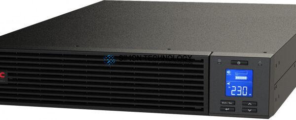 ИБП APC Easy UPS SRV - USV (Rack - einbauf?hig) - Wechselstrom 220/230/240 V - 800 Watt - 1000 VA 9 Ah NEW (SRV1KRIRK)