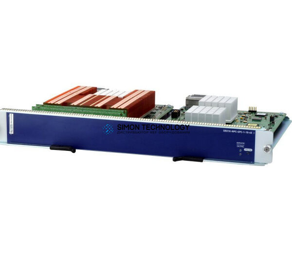 Модуль Juniper Network and Services Processing Card for SRX1400 (SRX1K-NPC-SPC-1-10-4)