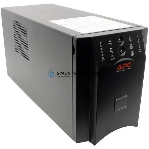 ИБП APC APC SMART-UPS 1500VA USB & SERIAL (SUA1500I)