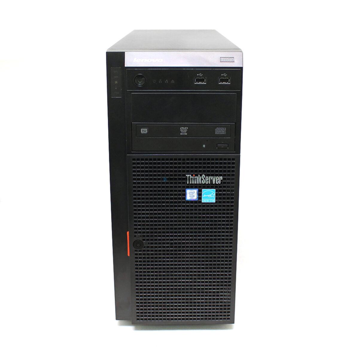Сервер Lenovo 2x 6C Xeon E5-2430 v2 2,5GHz 16GB 16xSFF (ThinkServer TD340)