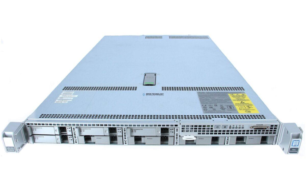 Сервер Cisco C220 M4 8*SFF 12G SAS MODULAR RAID CTRL CHASSIS (UCS-C220-M4)