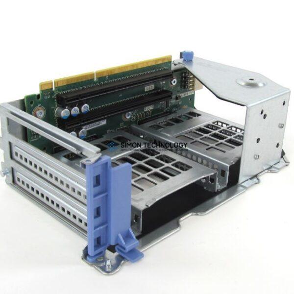 Карта расширения Cisco C240 M4 PCIe Riser 1 Assy (option C) (2 PCIe slots: 1x8 and 1x16 plus con tors for 2 SATA boot drives) (UCSC-PCI-1C-240M4)