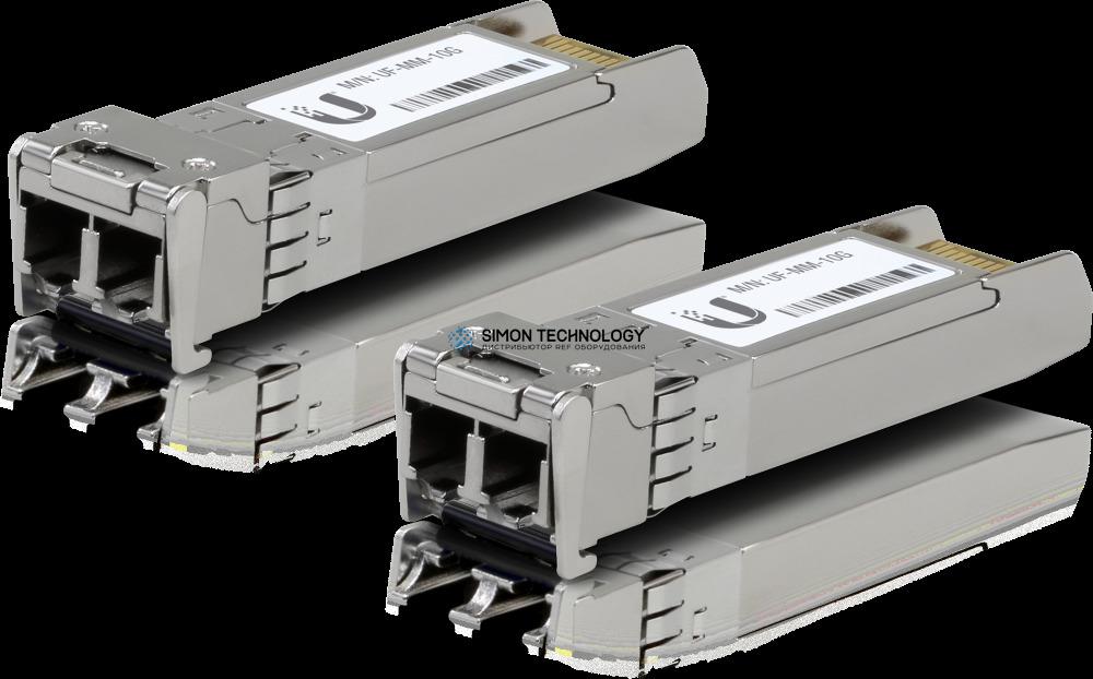 Трансивер SFP Ubiquiti UbiQuiti U Fiber. Multi-Mode Module. 10G. 2-Pack (UF-MM-10G)