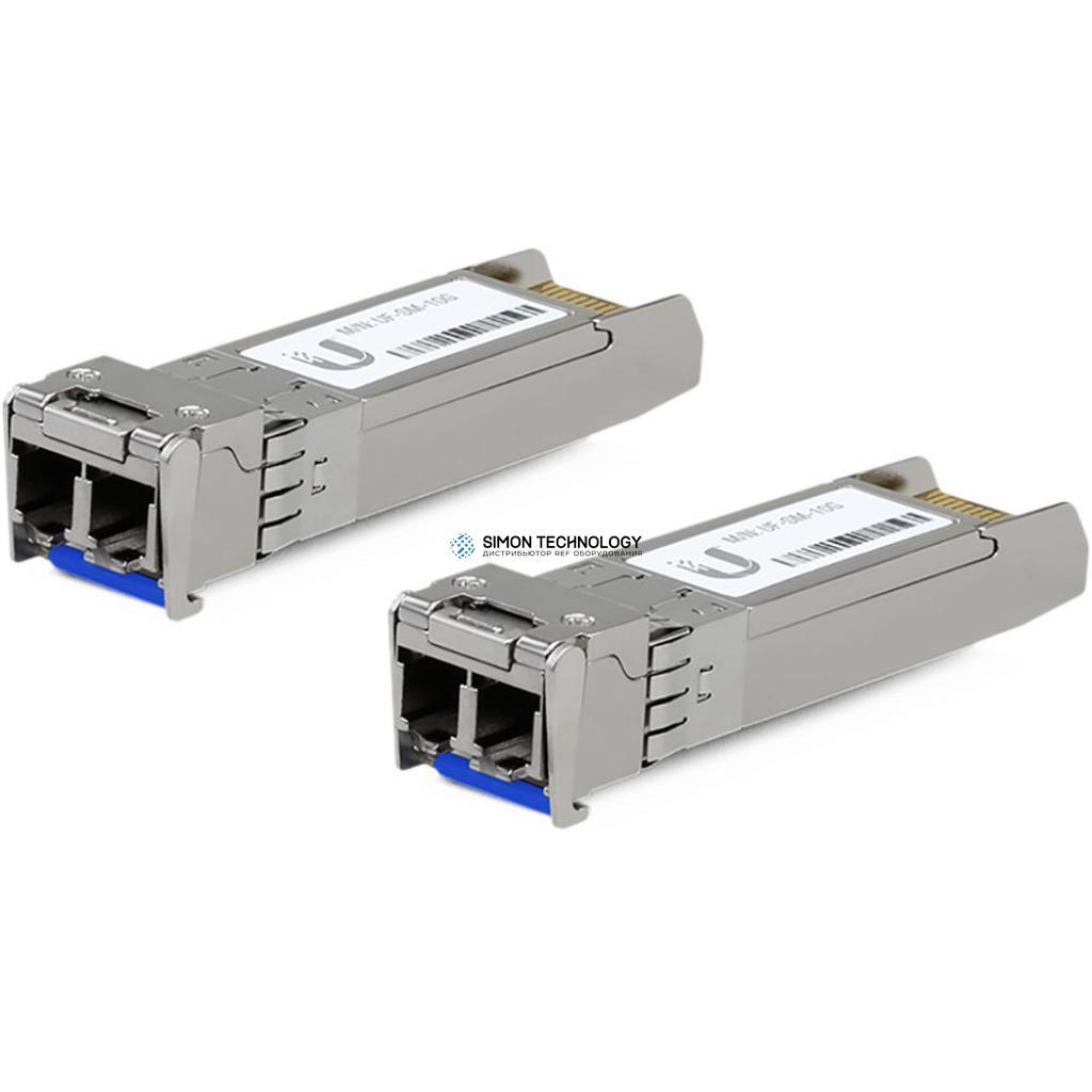 Трансивер SFP Ubiquiti UbiQuiti U Fiber. Single-Mode Module. 10G. 2-Pack (UF-SM-10G)