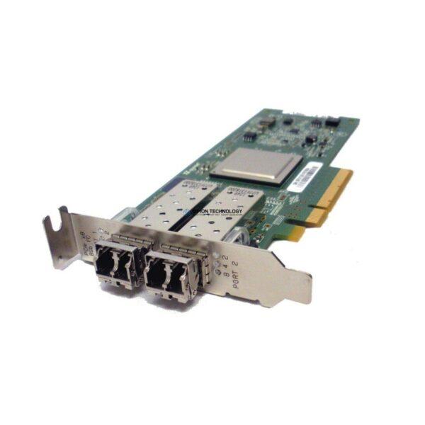 Контроллер Dell 8GB FC DUAL PORT PCIE HBA (VX60F)