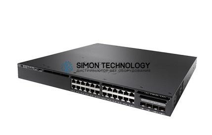 Коммутатор Cisco Cisco Catalyst 3650 24 Port Data 2x10G Uplink IP Services (WS-C3650-24TD-E)