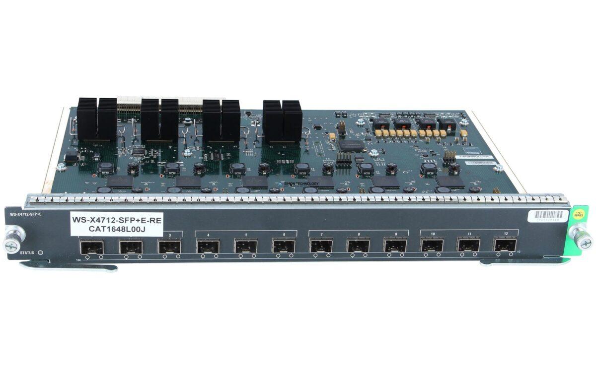 Модуль Cisco Netzwerk-Switch-Modul (WS-X4712-SFP+E)