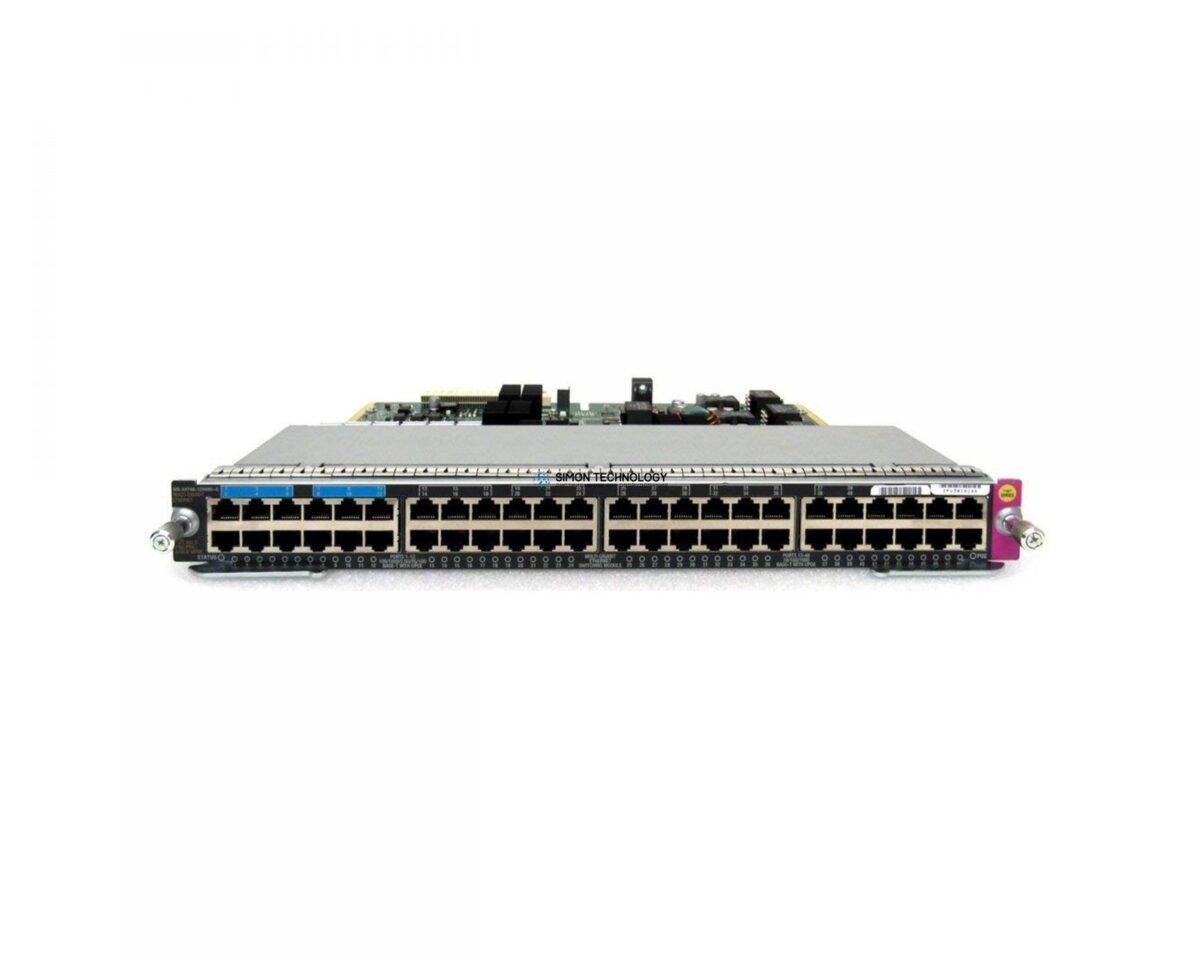 Модуль Cisco CISCO Cisco Excess - Cisco Catalyst 4500E 48-Port UPOE (WS-X4748-12X48U+E-WS)