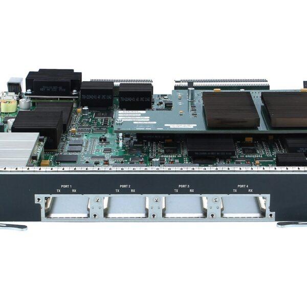 Модуль Cisco Cisco Cat 6500 4-Port 10 GB Ethernet Fiber Module (WS-X6704-10GE)