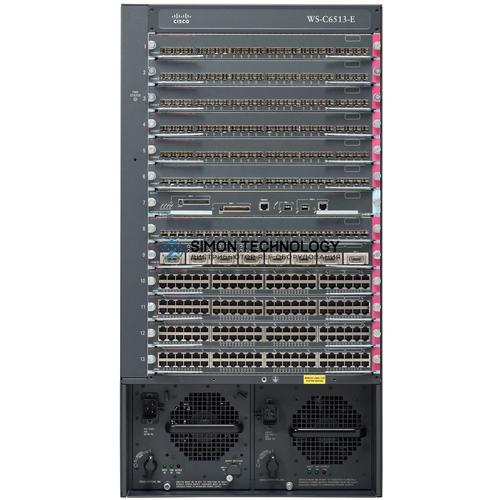 Cisco CATALYST 6513 13-SLOT CTO CHASSIS (WS-C6513)