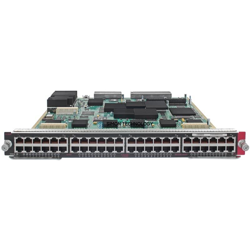 Модуль Cisco Switch Module 48-Port 100Mbit Catalyst 6500 Series - (WS-X6548-RJ-45)
