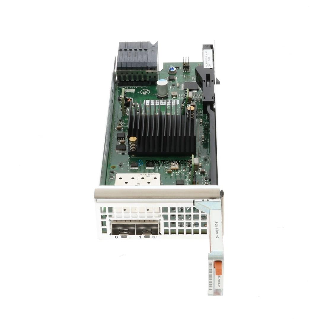 Модуль Dell DATADOMAIN DataDomain Card 8GB FC IO module 2 ports (X-8GFC-M2P)