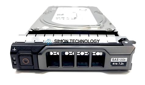 """Dell Dell HDD 4TB 3.5"""" 7.2K 12gb/s 512n NL SAS HP (Y8JRC)"""