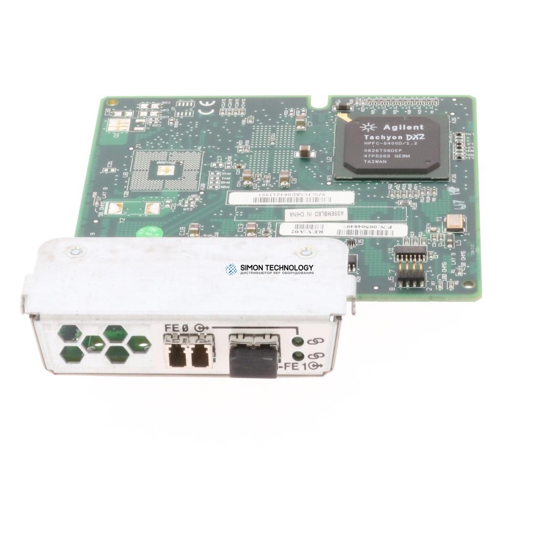 Модуль EMC AX100 AX150i Dual fibre channel card (005048497)