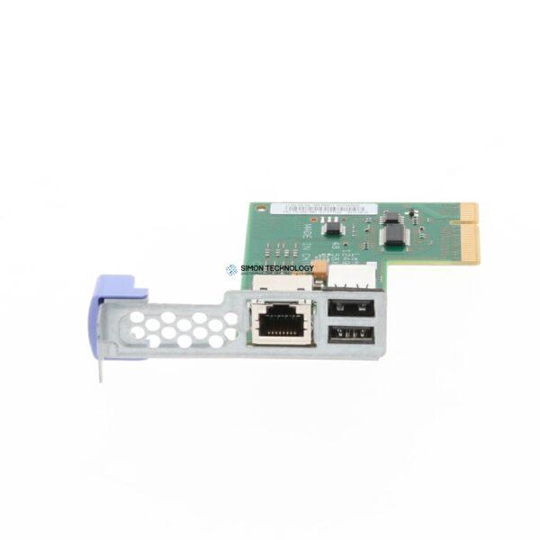 IBM System I/O Port Card S814 / S824 (00E3809)