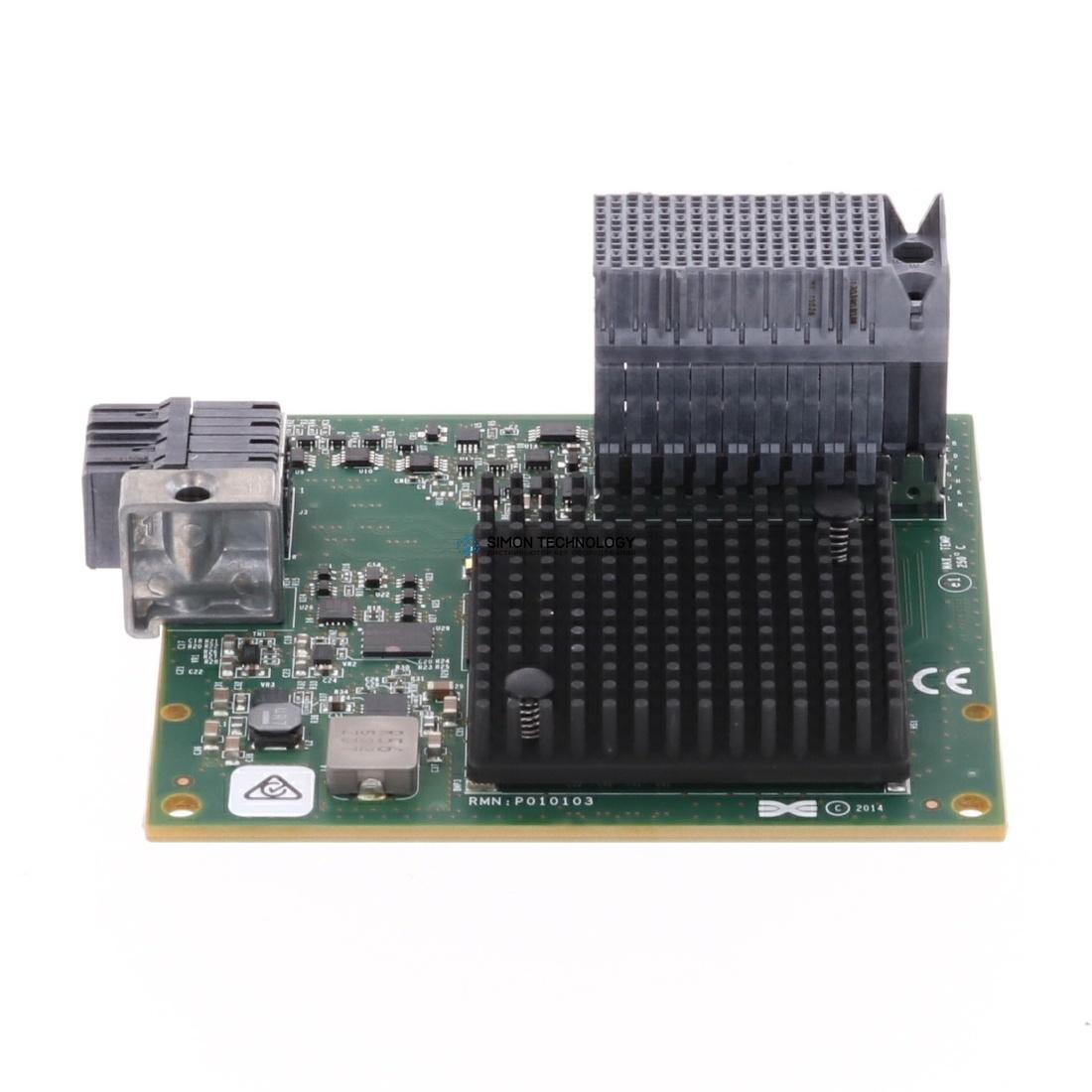 IBM Flex System FC3052 2-port 8Gb FC Adapter (00MN787)