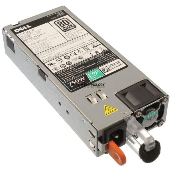 Блок питания Dell Server-Netzteil PowerEdge R630 R730 750W - (00XW8W)