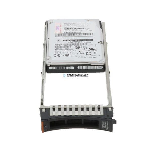 Жесткий диск IBM 1.2TB 10K SAS SFF SAS (01LJ794)