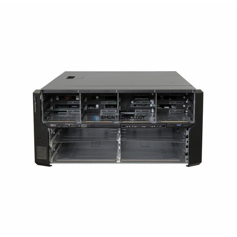 Сервер Dell PowerEdge VRTX 4x 1100W 1x CMC 1x 1GbE 1x PERC8 12x LFF (09K89G)