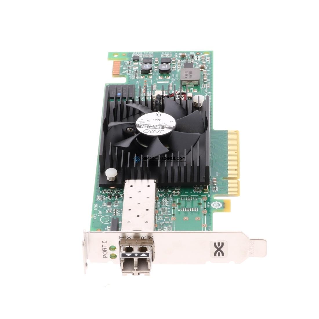 Сетевая карта Dell Emulex 1PORT 16GB FC PCI-E HBA (11H8D)
