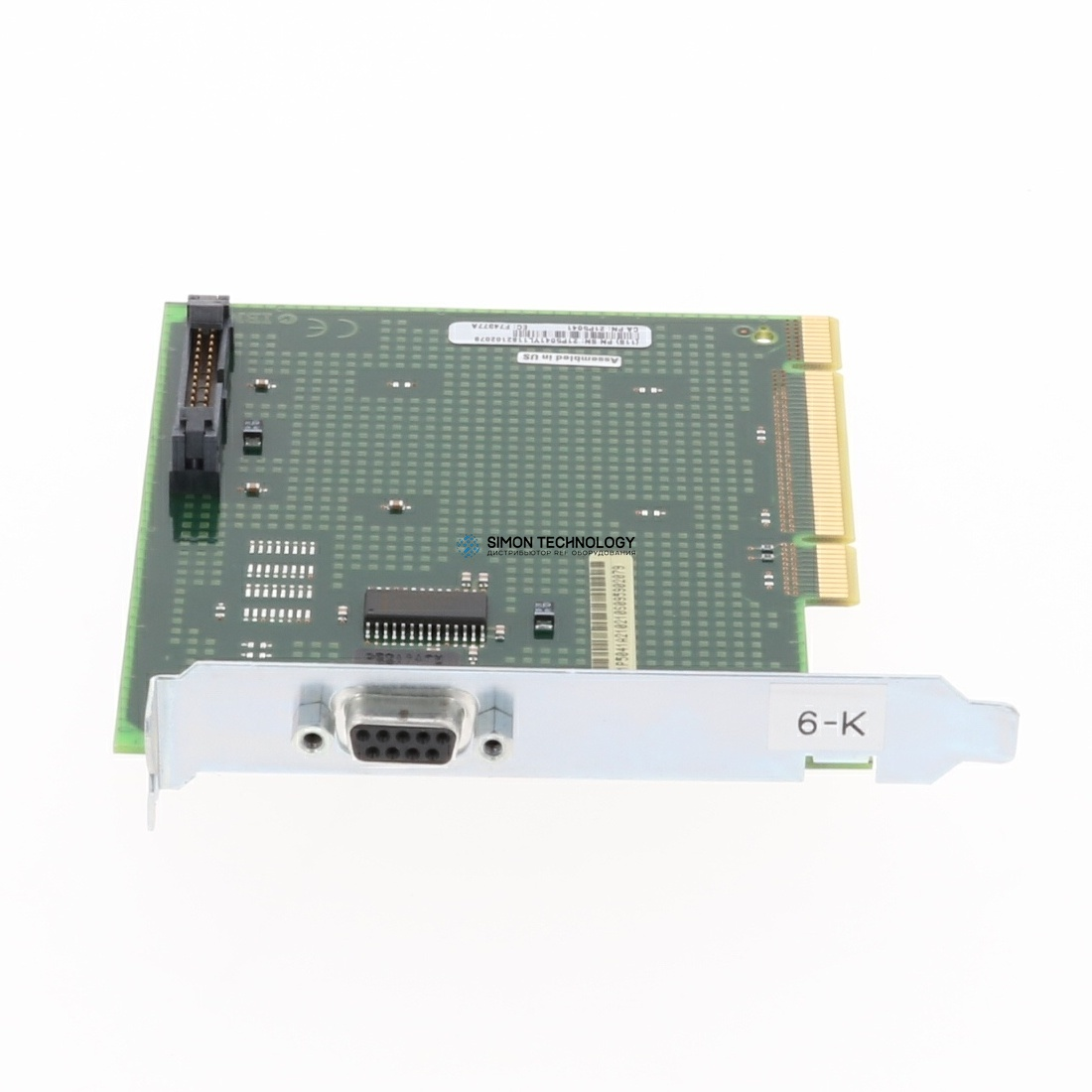 IBM Cable / PCI card for SP WS (21P6323)