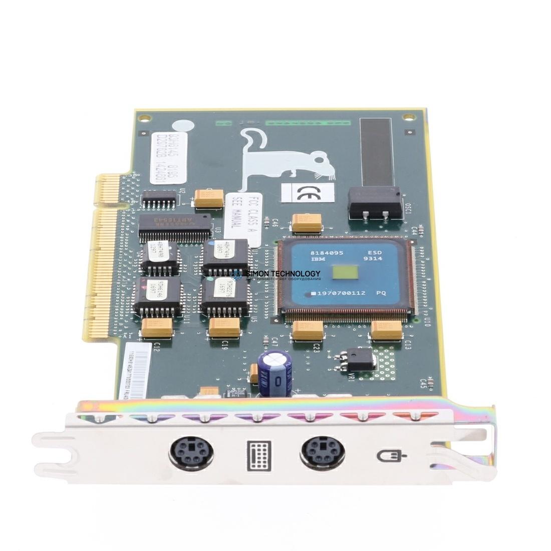 Контроллер IBM Keyboard/Mus Adapter (2734-70XX)