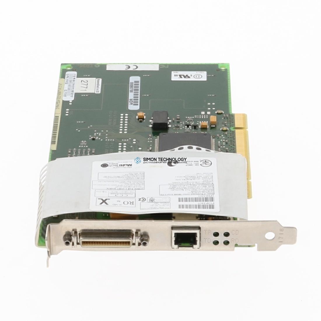 Контроллер IBM BASE PCI 2-LINE WAN W/MODEM (39J2282)