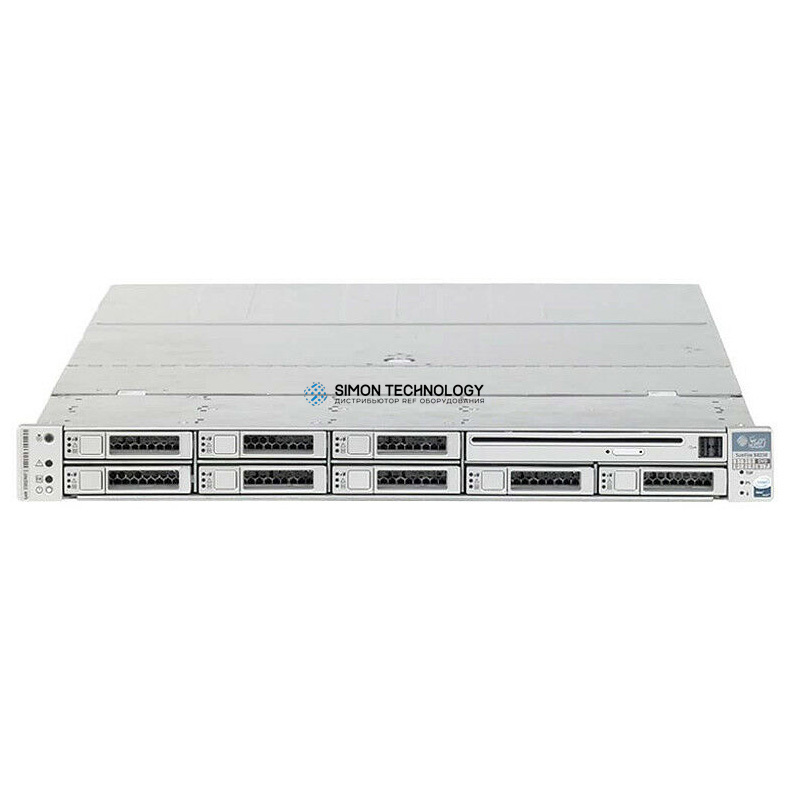 Сервер Sun Microsystems SunFire X4140 2xAMD 2427/64GB/16x146GB 2.5'/2xPSU (4554982-1)