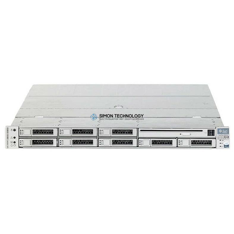 Сервер Sun Microsystems SunFire X4140 2xAMD 2427/32GB/8x146GB 2.5'/1xPSU (4601850-1)