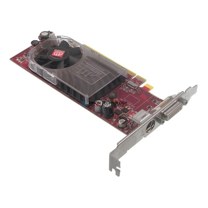 Видеокарта ATI Grafikkarte Radeon HD 2400XT 256MB PCI-E x16 LFH (462477-001)