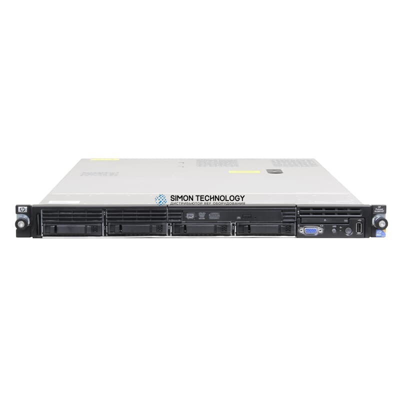 Сервер HPE DL360 G7 1xE5620/6GB RAM/4x2.5'/2xPSU (470065-356-CTO1)