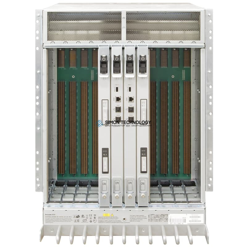 Коммутатор HP SAN Backbone Director DCX Chassis 3x Fan Tray 2x PSU - (481553-001)