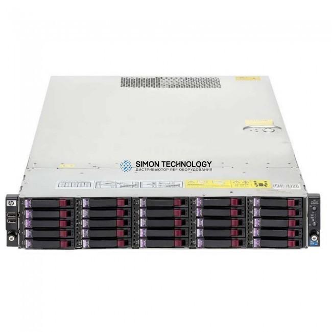 Сервер HPE DL180 G6 1xE5620/12GB/25x2,5'/P812/2x750w (487508-421)