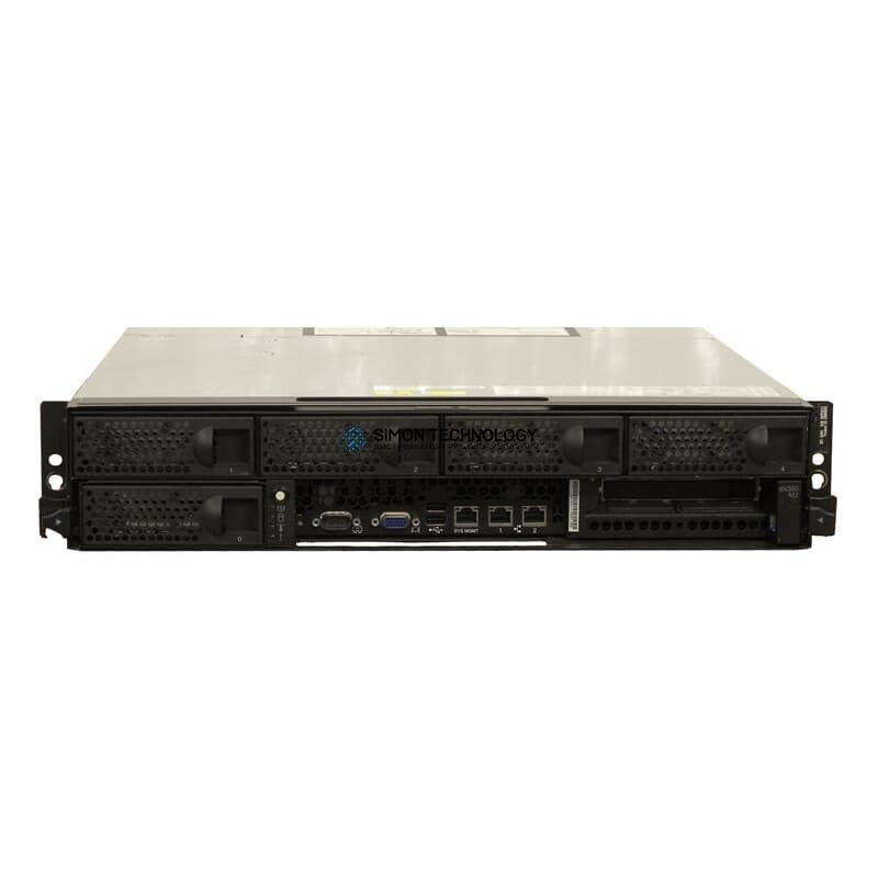 Сервер IBM Server System iDataPlex dx360 M2 2x QC Xeon E5520 2,27 GHz 12 GB (49Y6859)