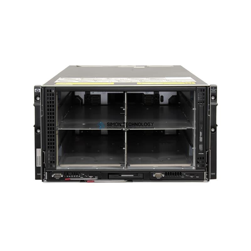 Сервер HP Blade Enclosure BladeSystem c3000 6xPSU 6xFan 2xOA Rotate LCD - (508668-B21)