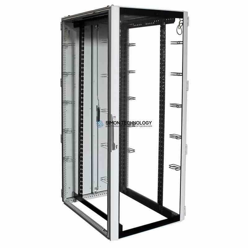 Rittal Server Rack TS IT 800mm x 1000mm 42U w/o Side Panels - (5509.120)