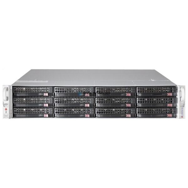 Сервер Supermicro 2xXeon 5620/50GB RAM/12x146GB 3.5'/ (6027R-CTO)