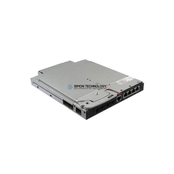Модуль HP Blade Switch 1/10GbE RJ45/SFP+ BladeSystem c-Class - 663658-001 (6125G)