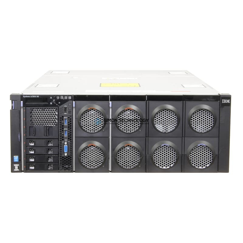 Сервер Lenovo Server System x3850 X6 4x 18C Xeon E7-8880 v3 2,3GHz 256GB DDR4 4xSFF (6241-XXX)