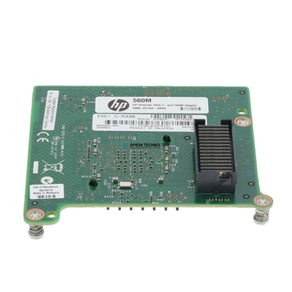 HP Ethernet 10GB 2-Port 560M Adapter (665244-001)