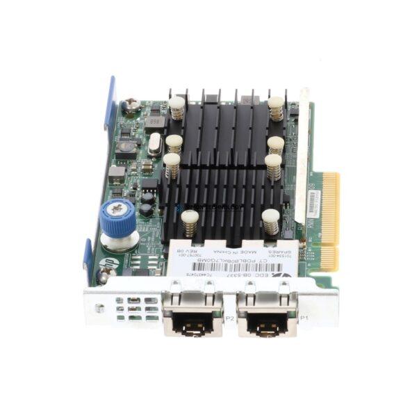 Контроллер HP 533FLR-T 2-Port 10Gb FlexFabric Adapter (LP) (700759-B21-LOW)