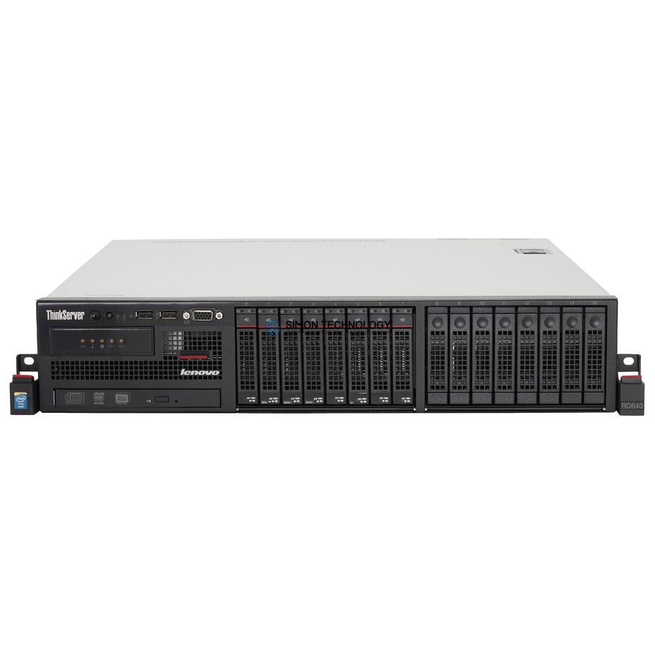 Сервер Lenovo Lenovo ThinkServer RD640 - Configured to order (70B1-AC1)
