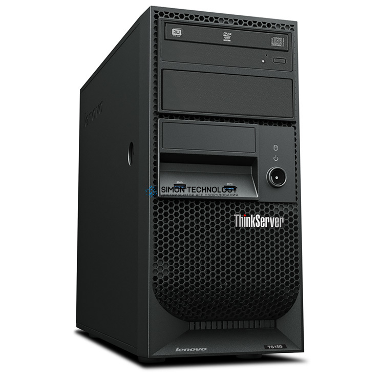 Сервер Lenovo TS150 E3-1225v5/16GB/1x480SSD/MB/400W (70LXCTOA)