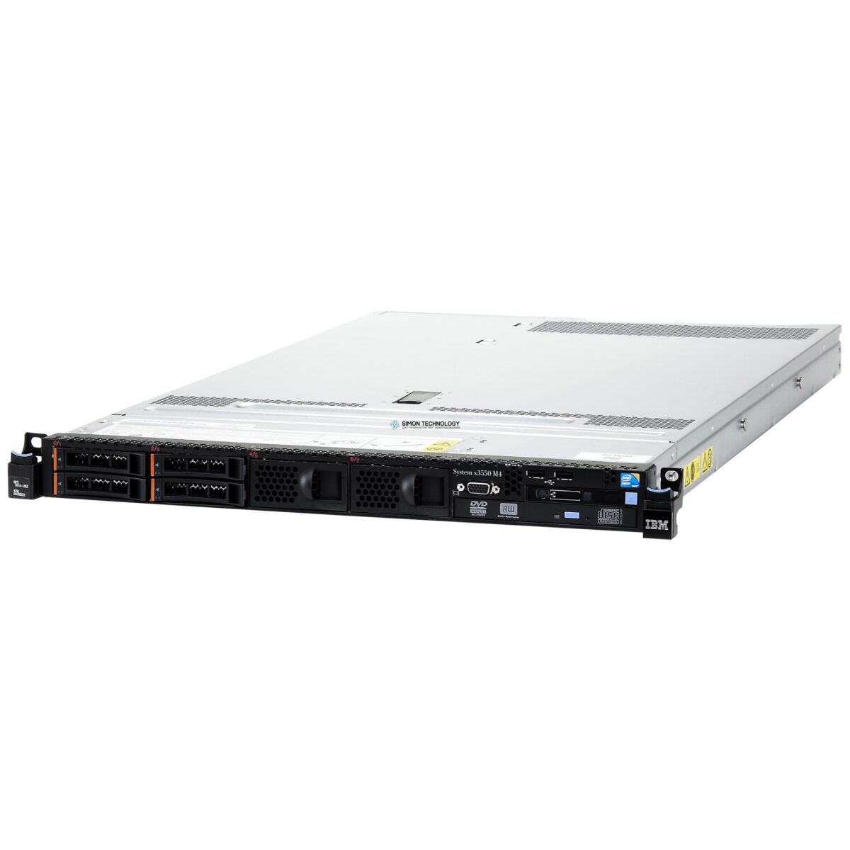 Сервер IBM x3550 M4 - Configured to order, v2 Motherboard (7914AC1-V2)