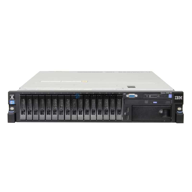 Сервер IBM x3650 M4 - Configured to order, v2 Motherboard (7915AC1-V2)