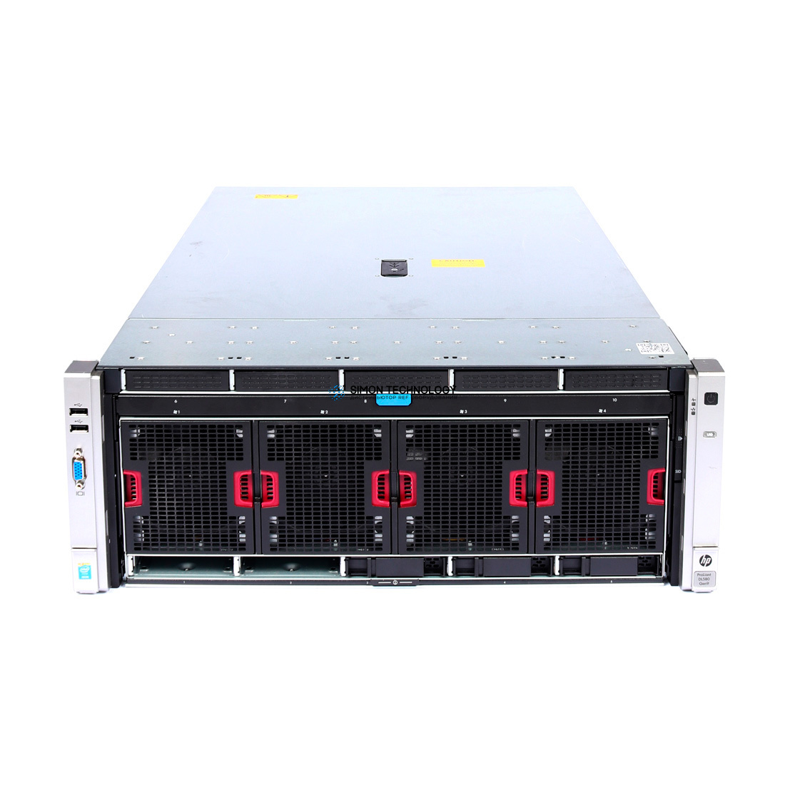 Сервер HP DL580 G9 5SFF CTO Server (793161-B21)