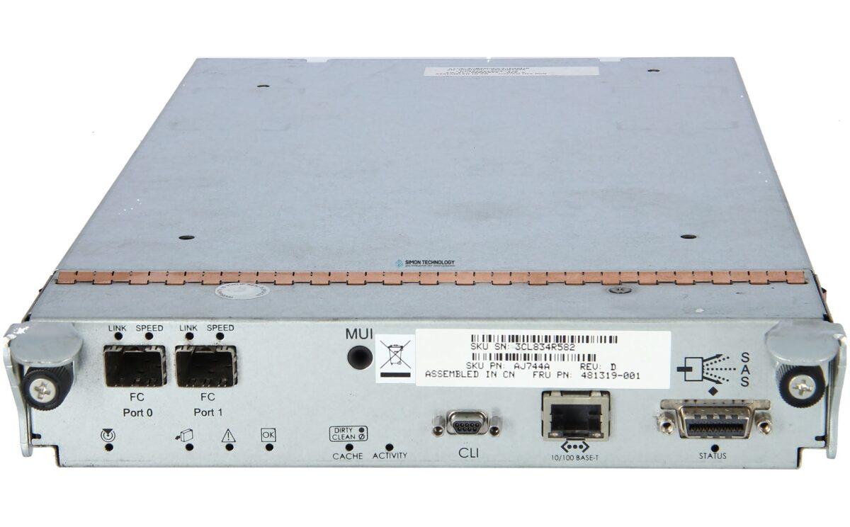 Контроллер HP RAID Controller FC 4Gbps MSA2000fc - (81-00000024)