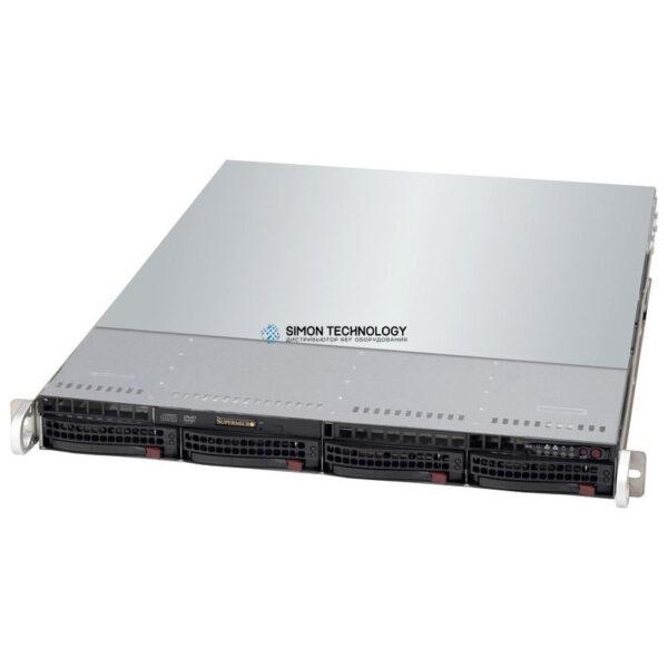 Сервер Supermicro 2xOPTERON 2218/4GB RAM/4x146GB 3.5'/ (815TQ-CTO)