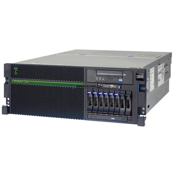 Сервер IBM P7+ 720 - 4-Core - 1 x OS - 50 Users - P05 (8202-E4D-EPCK-1-50US)